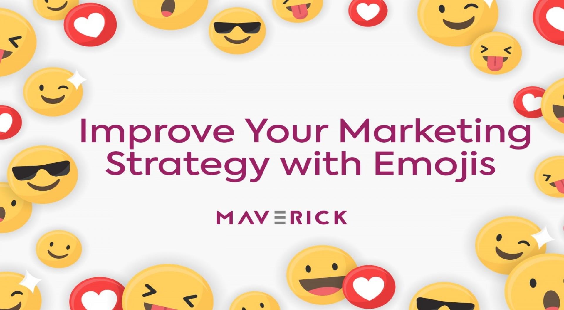 Marketing Strategy with Emojis